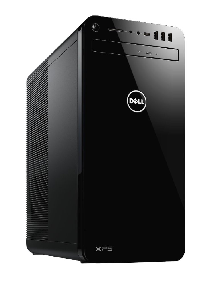 DELL XPS 8930/i7-8700/16GB/256GB SSD+2TB 7200 ot./DVD RW/6GB Nvidia GTX 1060/Win 10