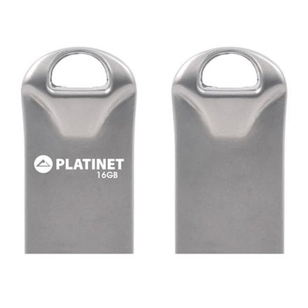 PLATINET PENDRIVE USB 2.0 Mini-Depo 16GB METAL 16GB [43969]