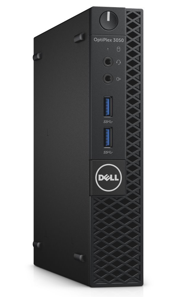 DELL OptiPlex 3050 Micro/ i3-7100T/ 4GB/ 500GB/ Wifi/ W10Pro/ micro PC/ 3YNBD on-site