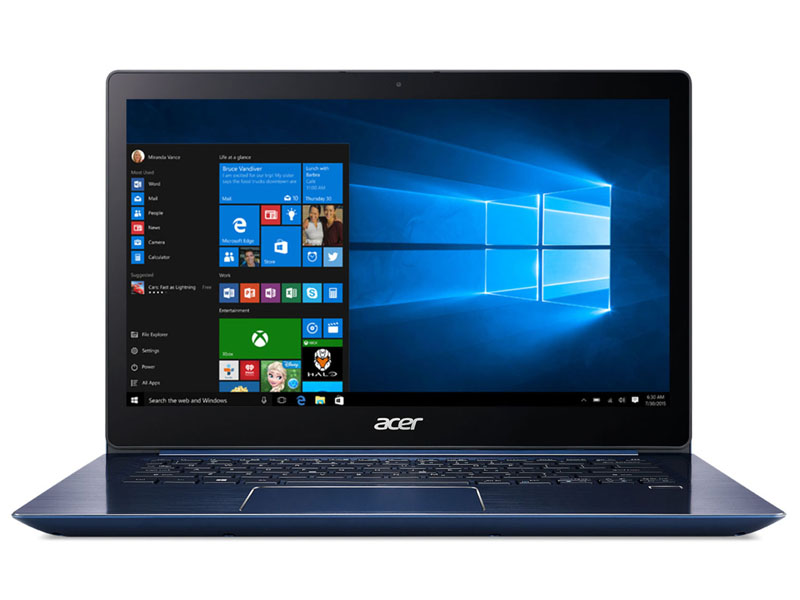 Acer Swift 3 (SF314-52G-54HC) 8GB/512GB/W10 Home/Blue