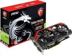 MSI N750Ti TF 2GD5 OC GAMING