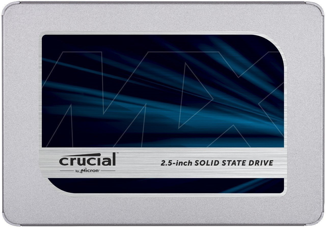 Crucial MX500 2.5-INCH SSD 250GB (Read/Write) 560/510 MB/s
