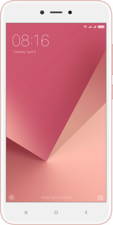 Xiaomi Redmi Note 5A (2GB/16GB), Pink