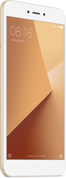 Xiaomi Redmi Note 5A (2GB/16GB), Gold