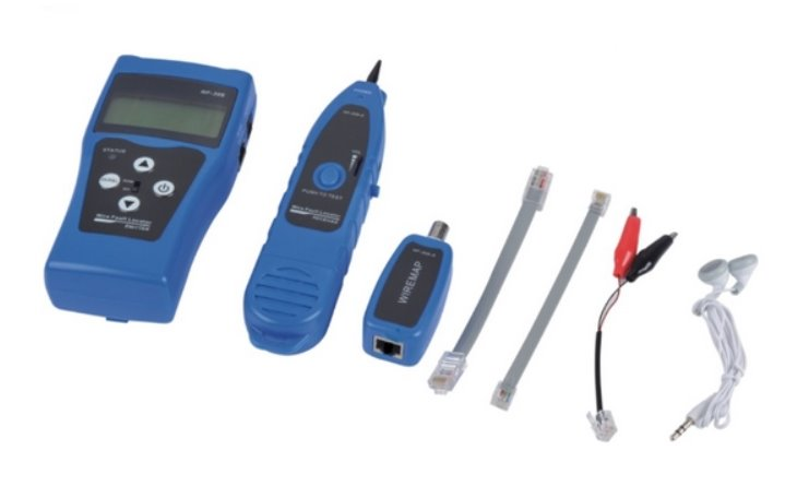 Cable Tester Blue