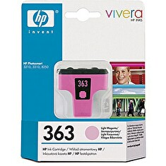 Inkoustová cartridge HP C8775EE, light magenta - prošlá expirace (mar14)