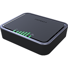 Netgear 4G LTE MODEM with Dual Gb Ports, micro SIM card port (LB2120)
