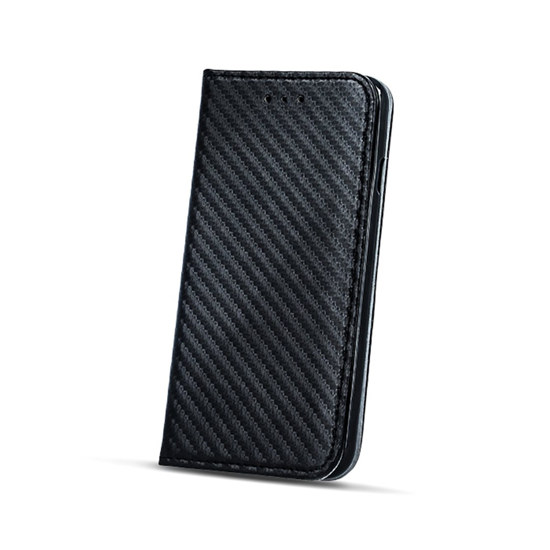 Smart Carbon pouzdro Xiaomi Redmi Note 4 Black