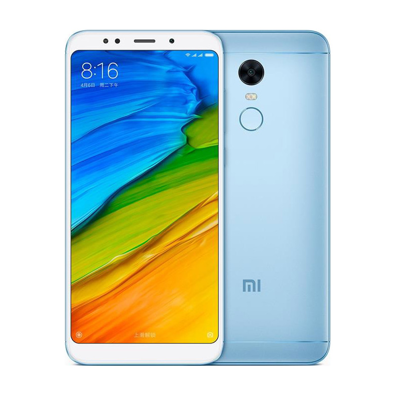 Xiaomi Redmi 5 Plus (3GB/32GB), Blue