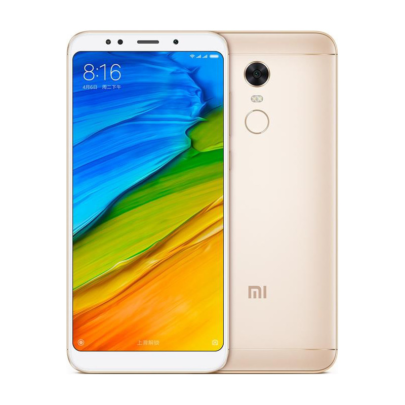 Xiaomi Redmi 5 Plus (3GB/32GB), Gold