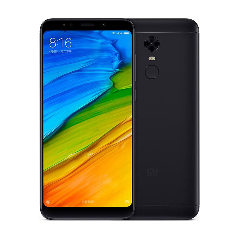 Xiaomi Redmi 5 Plus (3GB/32GB), Black