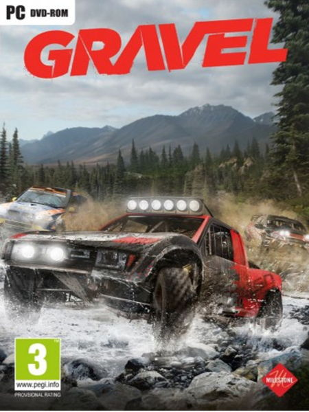 Gravel PC hra