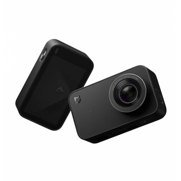 Xiaomi Mijia Camera Mini 4K 30fps Action Camera Black