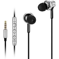 Xiaomi Mi Ear Pro HD 3,5mm Stereo Headset Silver
