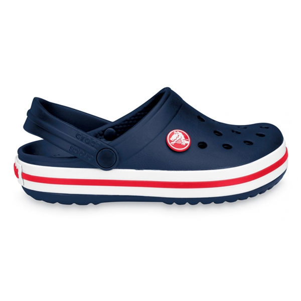 Boty Crocs Crocband Kids - Navy/Red J1 (32-33)