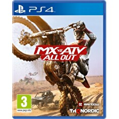PS4 - MX vs ATV - All Out