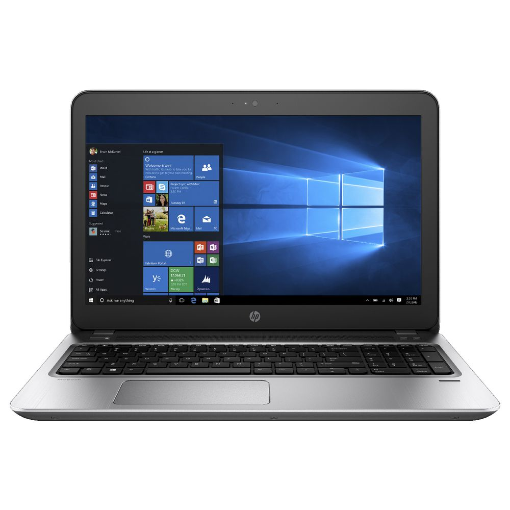 HP ProBook 450 G4; Core i5 7200U 2.5GHz/4GB RAM/500GB HDD/HP Remarketed