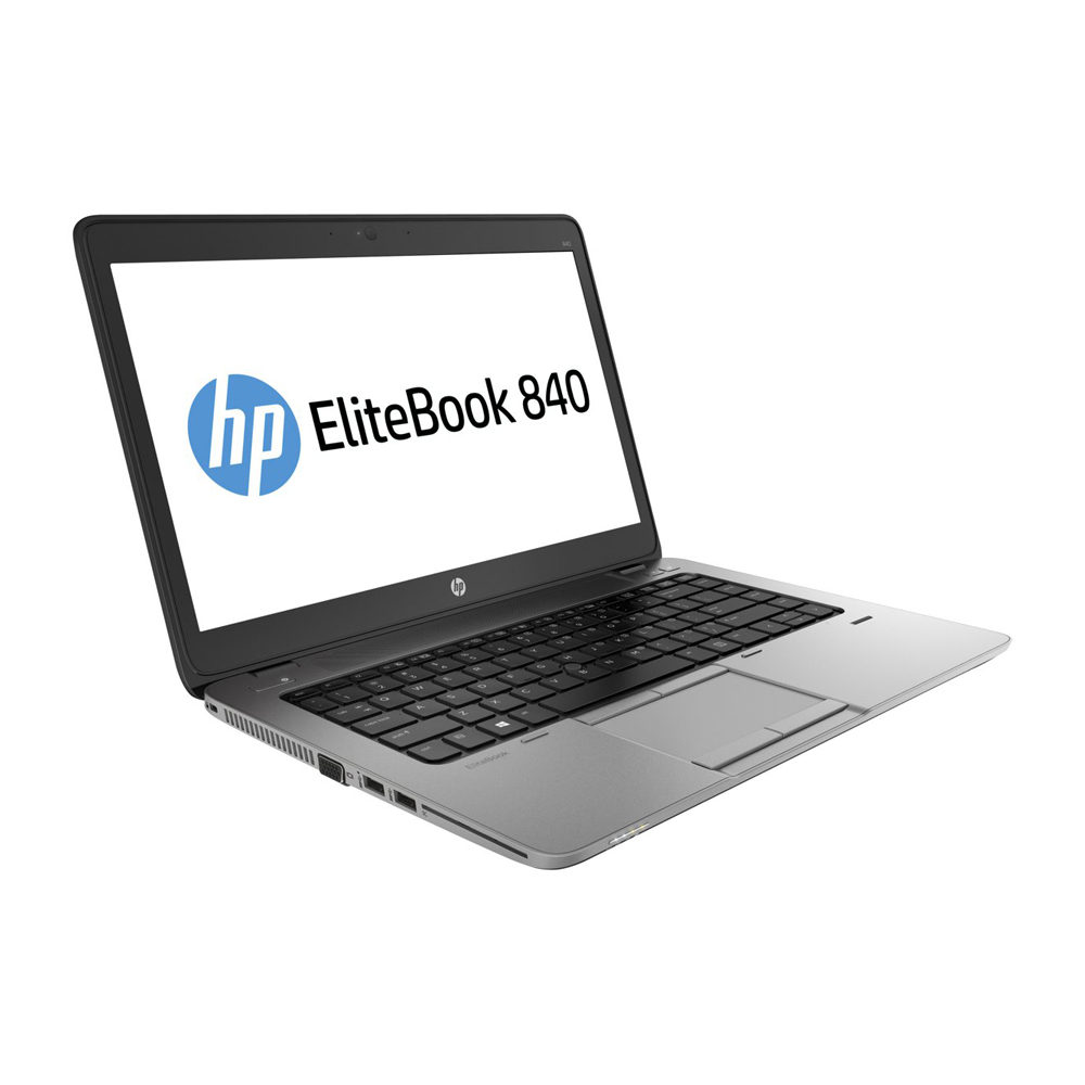 HP EliteBook 840 G2; Core i5 5300U 2.3GHz/8GB RAM/256GB SSD NEW/battery VD