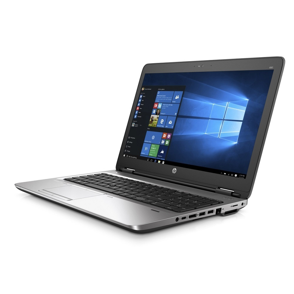 HP ProBook 650 G2; Core i5 6200U 2.3GHz/4GB RAM/500GB HDD/HP Remarketed