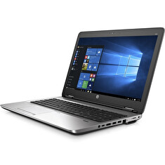 HP ProBook 650 G2; Core i5 6200U 2.3GHz/8GB RAM/256GB M.2 SSD NEW/battery VD