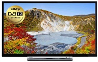 "Toshiba 24W3753DG Smart LED TV, 24"" 61cm, HD ready (1366x768), DVB-T2/S2/C, HDMI, USB,WiFi"