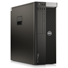 Dell Precision T3610; Intel Xeon E5-1620 v2 3.7GHz/32GB RAM/256GB SSD + 4TB HDD