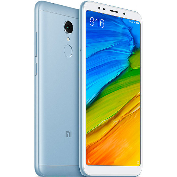 Xiaomi Redmi 5 Global Blue/5,7´´ 1440x720/1,8GHz OC/3GB/32GB/SD/2xSIM/FP/12MPx/3300mAh