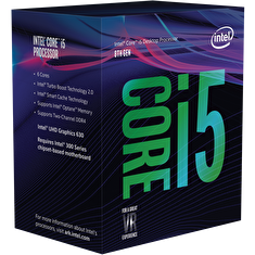 INTEL, CPU/Core i5 i5-8500 3.00GHz LGA1151 Box