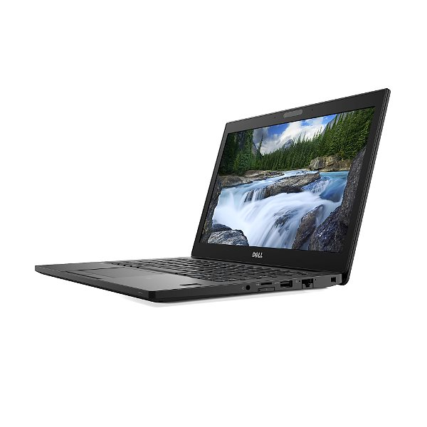"DELL Latitude 7290/i5-8350U/8GB/256GB SSD/Intel HD 620/12.5"" HD/TB/CAM/Win 10 Pro 64bit/Black"