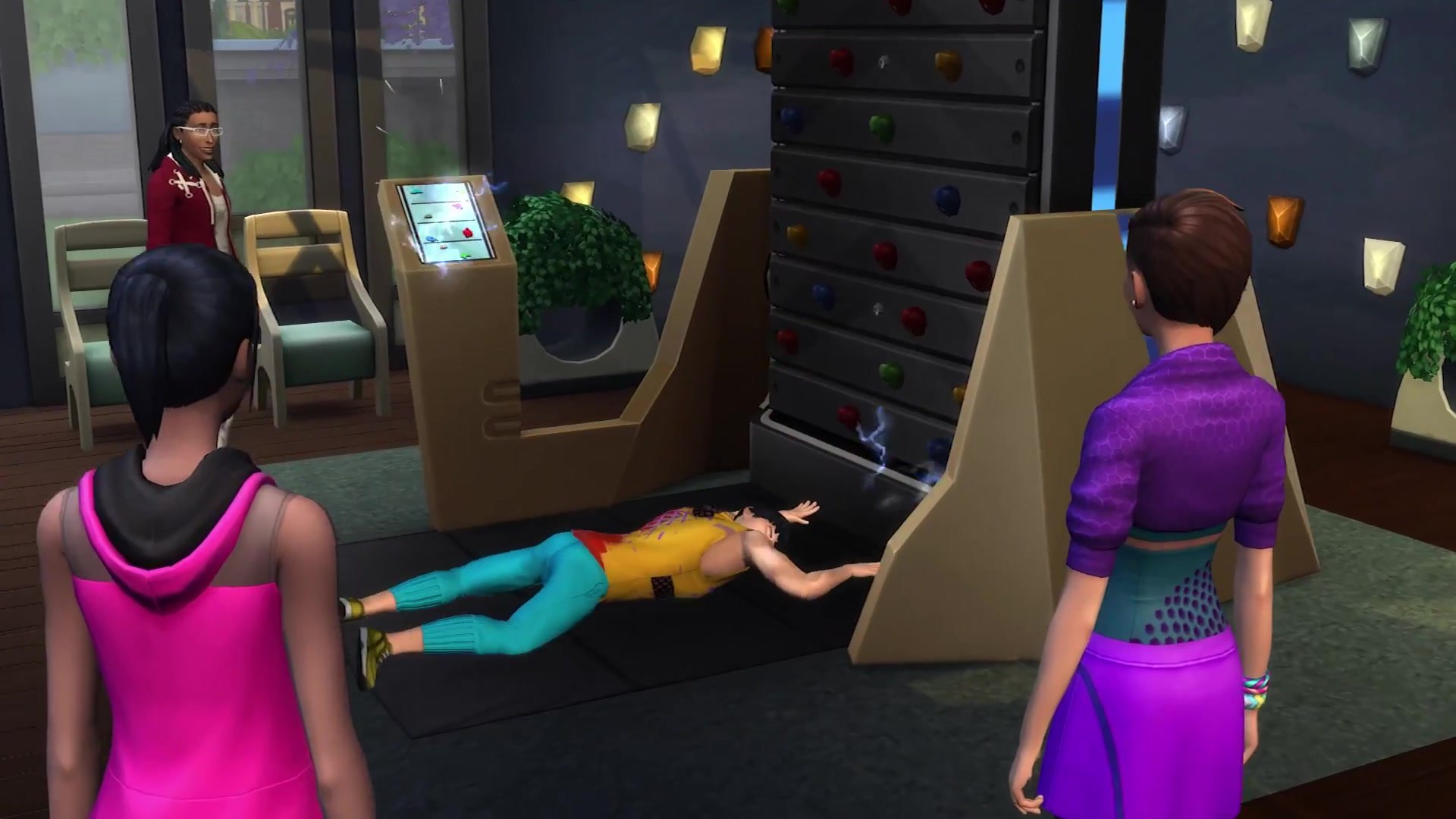 The Sims 4 Fitness