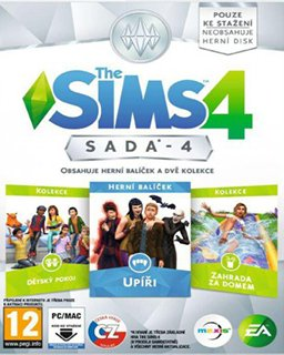 The Sims 4 Bundle Pack 4
