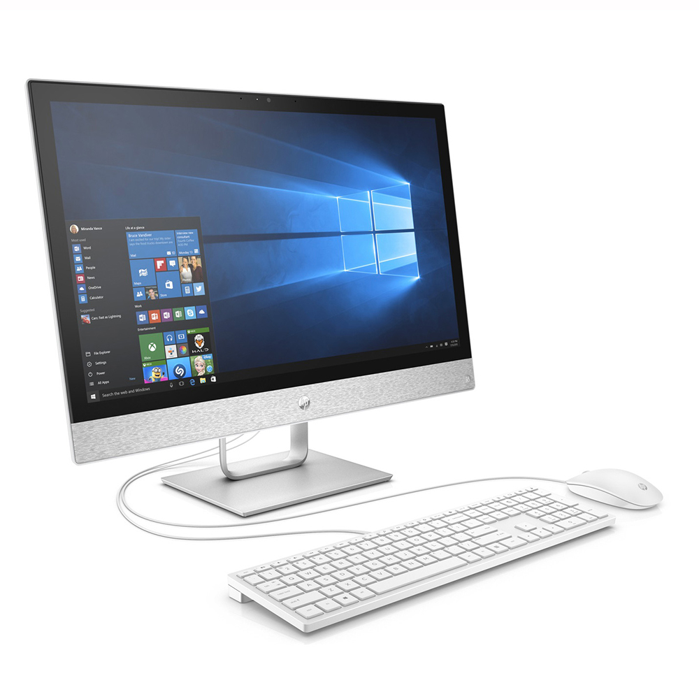 HP Pavilion 24-r071nf All-in-One; Core i7 7700T 2.9GHz/8GB DDR4/1TB HDD/HP Remarketed