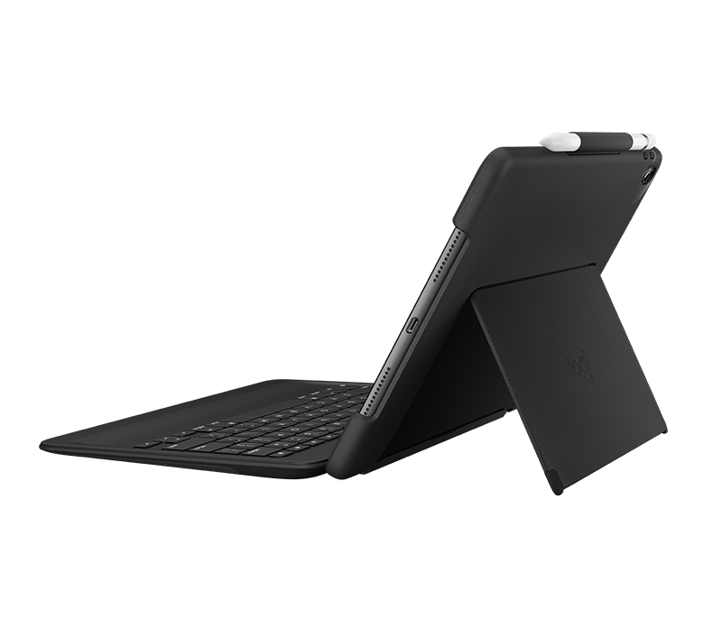 Logitech SLIM COMBO for iPad Pro 12.9 inch (1st and 2nd generation) - black