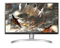 "LG MT IPS LCD LED 27"" 27UK850 IPS panel, 10bit, 3840x2160, 2xHDMI, DisplayPort, USB-C, HDR10, repro, vysk. nastavitelny"