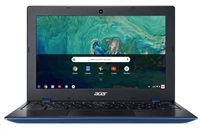 "Acer Chromebook 11 (CB311-8H-C70N) - Celeron N3450@1.1GHz,11.6""HD IPS,4GB,32 GB eMMC,HD graphics,HDcam,USB-C,Chrome,blue"