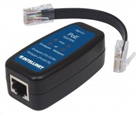 Intellinet PoE+ Tester, Power over Ethernet Test Tool, IEEE802.3af, IEEE802.3at