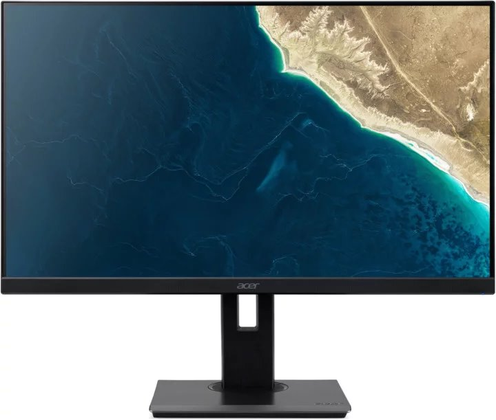 Acer B227Qbmiprzx, 55cm (21.5'') IPS LED, 1920x1080@75Hz, 100M:1, 250cd/m2, 178°/178°, 4ms, VGA, HDMI, DP, Audio In/Out