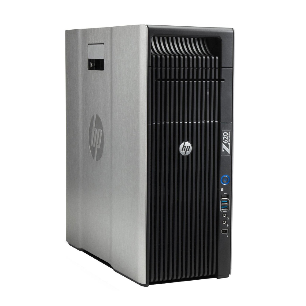HP Z620 WorkStation; Intel Xeon E5-2620 v2 2.10GHz/16GB DDR3 ECC/1TB HDD