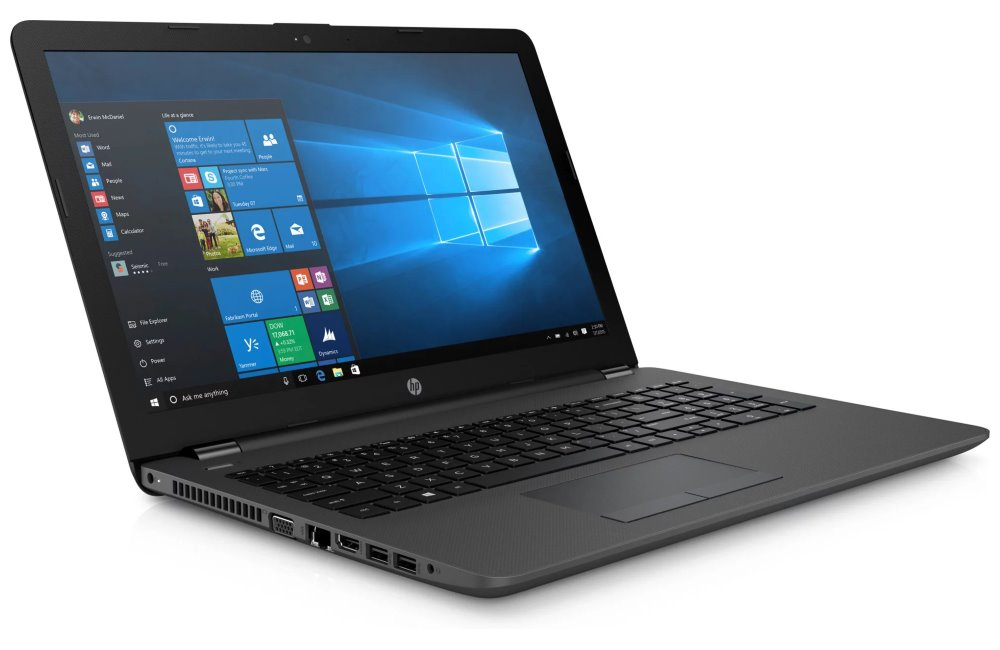 "HP 250 G6/ N5000/ 4GB DDR4/ 500GB (5400)/ Intel UHD 605/ 15,6"" HD SVA/ DVD-RW/ W10H/ Dark Ash - Sea model"