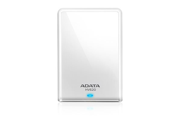 "ADATA HDD HV620 , 500GB , 2,5"" , USB 3.0 , White"