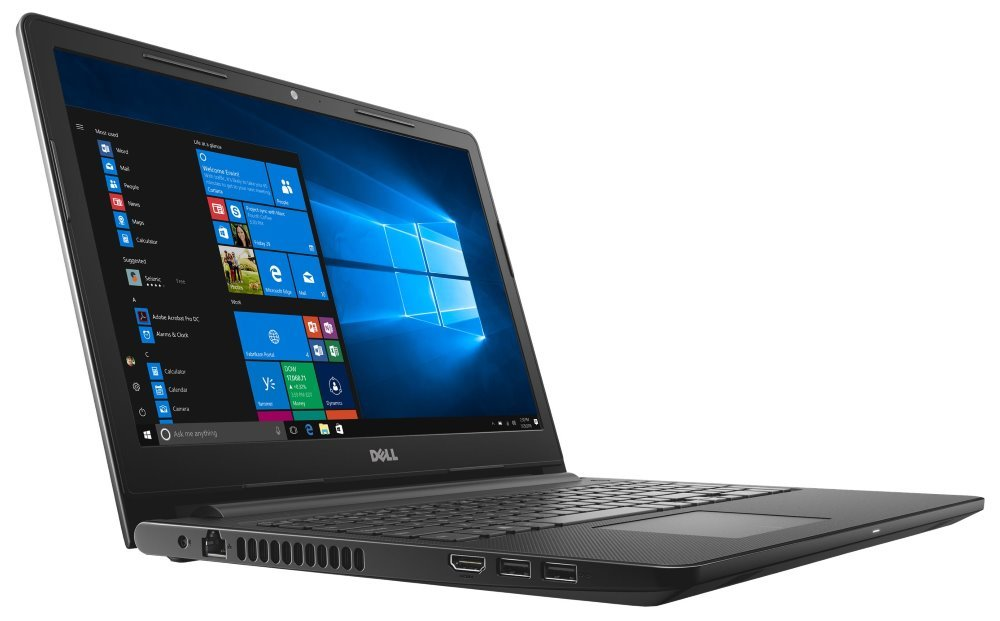 "DELL Inspiron 15 3000 (3576)/ i5-8250U/ 4GB/ 1TB/ AMD R 520 2GB/ DVDRW/ 15.6"" FHD/ W10/ šedý/ 2YNBD on-site"