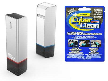 Cyber Clean AutoScreen-Pro Cleaning Solution