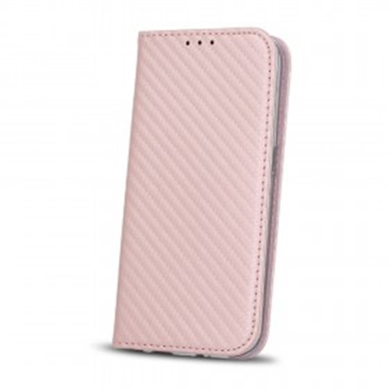 Smart Carbon pouzdro Huawei P Smart Pink