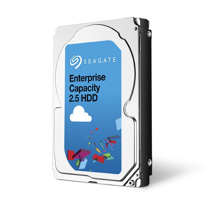 "Seagate Enterprise Capacity 2,5"" - 1TB (server) 7200rpm/SAS 12Gb/128MB/512n"