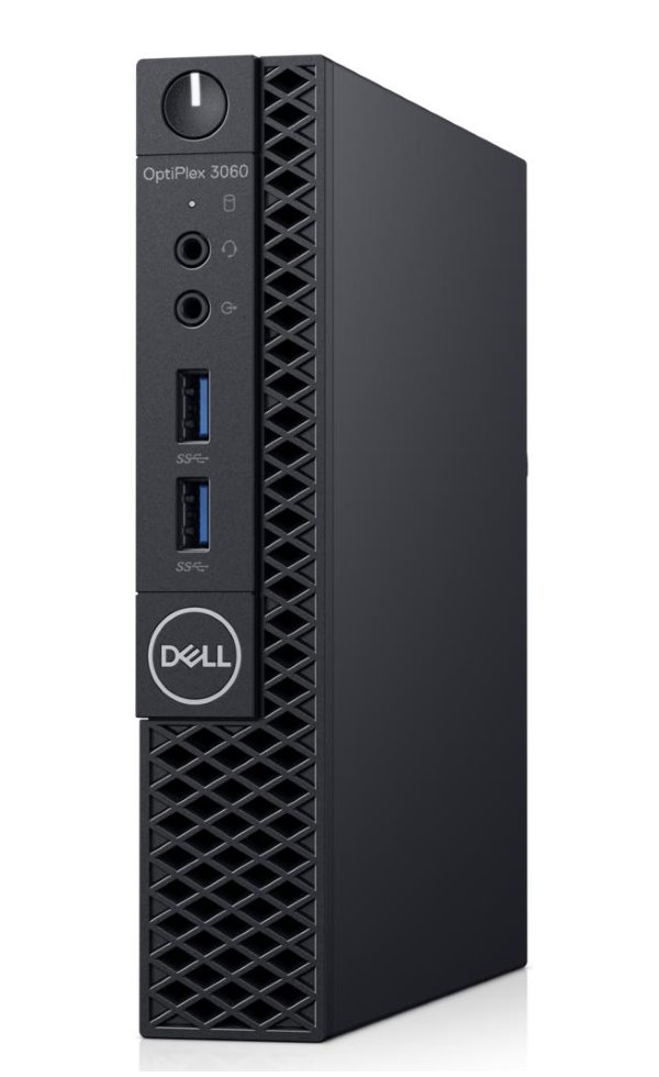 DELL OptiPlex 3060 Micro/ i3-8100T/ 4GB/ 128GB SSD/ W10Pro/ micro PC/ 3YNBD on-site