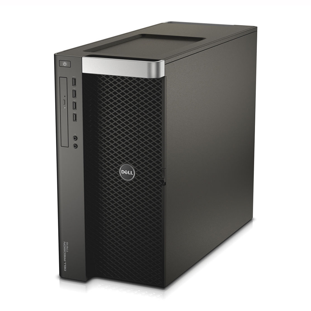 Dell Precision T7610; 2x Xeon E5-2670 2.6GHz/256GB DDR3 ECC/240GB SSD + 2x 2TB HDD