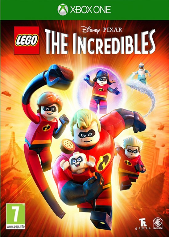 XOne - LEGO Incredibles