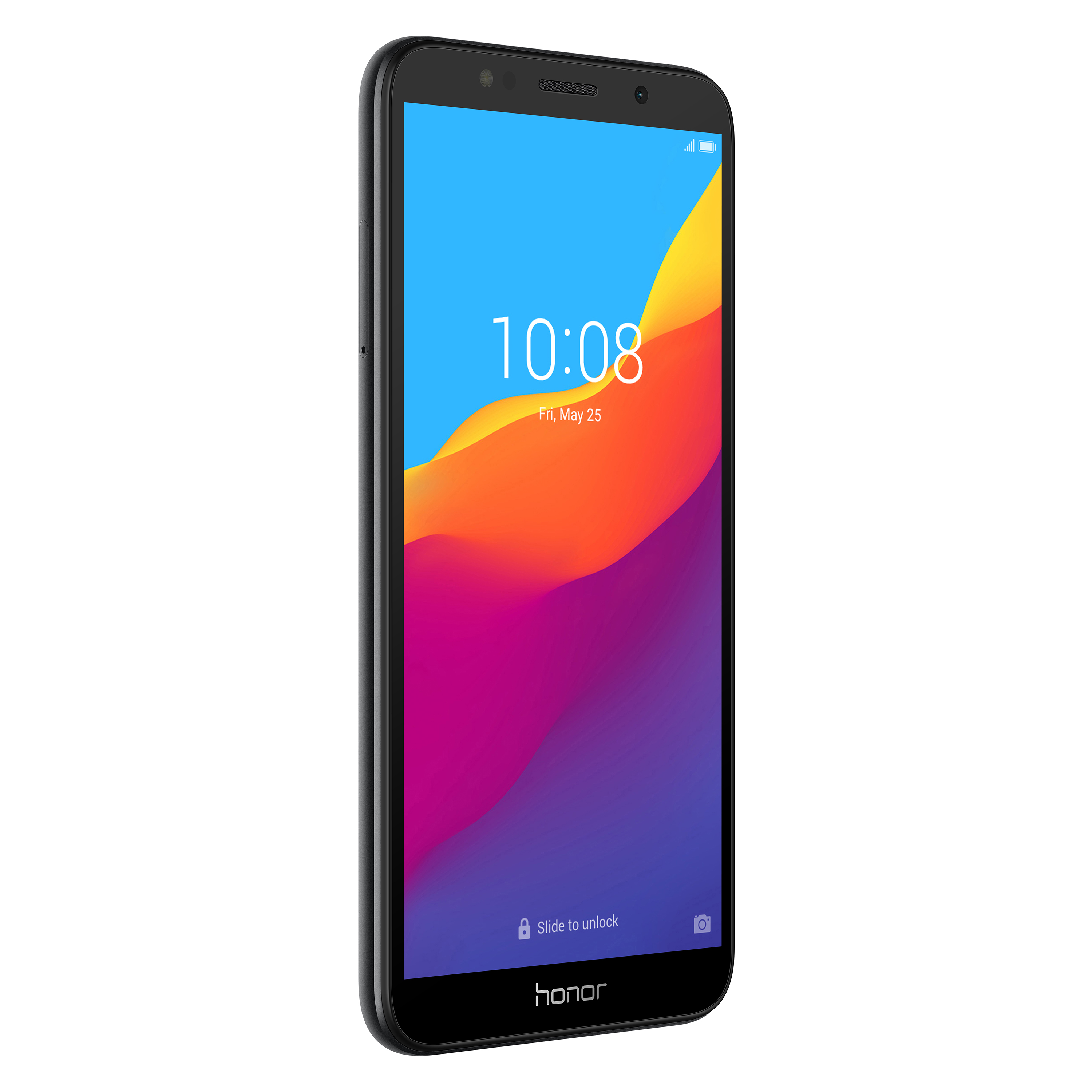 Honor 7S Black Dual Sim