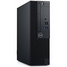 DELL OptiPlex 3060 SF/ i5-8500/ 8GB/ 256GB SSD/ DVDRW/ W10Pro/ 3YNBD on-site