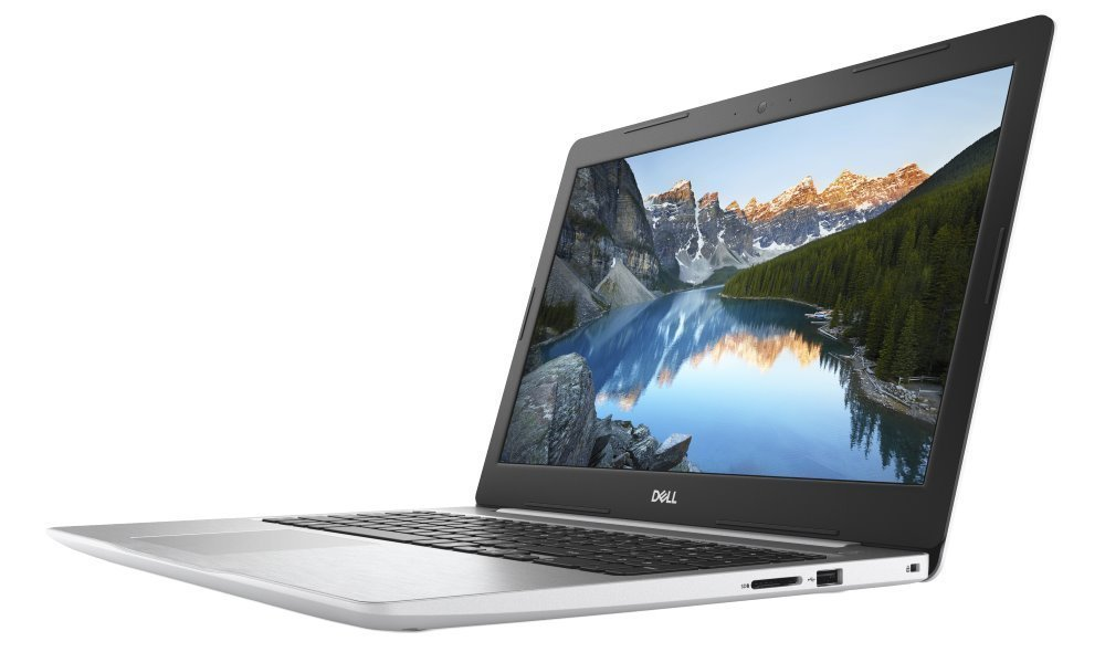 "DELL Inspiron 15 5000 (5570)/ i5-8250U/ 4GB/ 2TB + 16GB Optane/ AMD R 530 2GB/ 15.6"" FHD/ W10/ bílý/ 2YNBD on-site"
